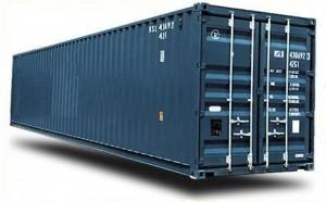 40 fuss container